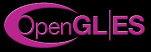 OpenGL ES logo