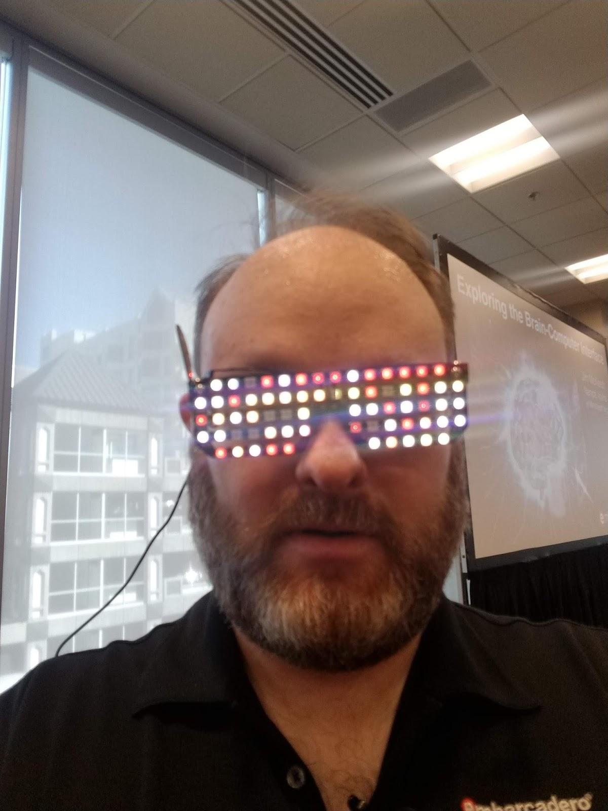 cd57f9b69c4 ... 1200 × 1600 pixels. Wearing the RGB LED Shades